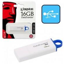 PEN DRIVE 16 GB KINGSTON USB 3,0/2,0