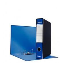 Registratori in cartone con custodia OXFORD con meccanismo N.1 - F.to Commerciale - Dorso 5