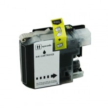 BROTHER LC121/LC123 BLACK INKJET COMPATIBILE
