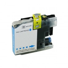 BROTHER LC121/LC123 CYANOINKJET COMPATIBILE