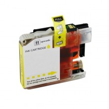 BROTHER LC 223 YELLOW INKJET COMPATIBILE