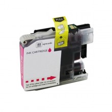 BROTHER LC121/LC123 MAGENTA INKJET COMPATIBILE