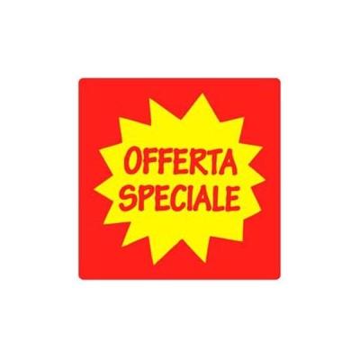 ETICHETTA RF ADESIVA 40 X 40 mm ANTITACCHEGGIO FREEZER OFFERTA SPECIALE RT 500 PZ
